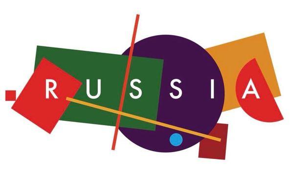 """Коли росію """"схрещують"""" із супрематизмом, виходить дуже дивна айдентика (ФОТО)"""