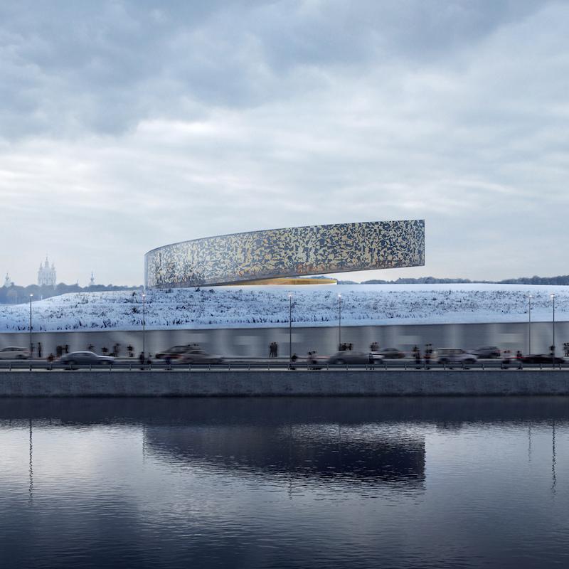 Дивна історія дизайну музею Блокади Ленінграда (Частина 1)