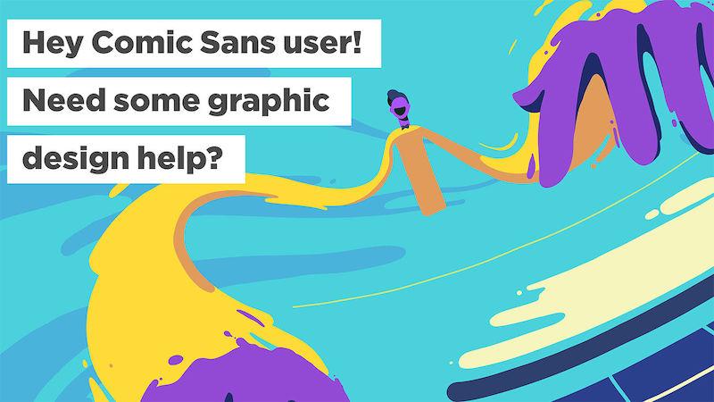 Сайт для фрілансерів Upwork висміяв користувачів Comic Sans (ФОТО, ВІДЕО)