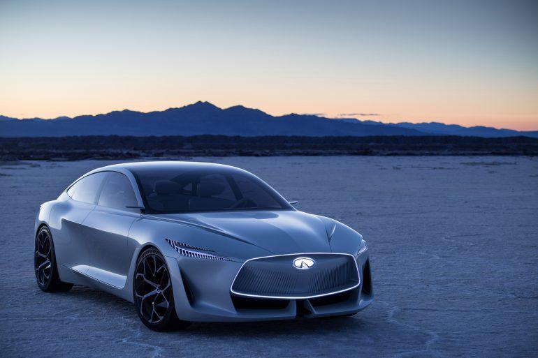 Infiniti представила просто шикарний дизайн майбутнього електромобіля (ФОТО, ВІДЕО)