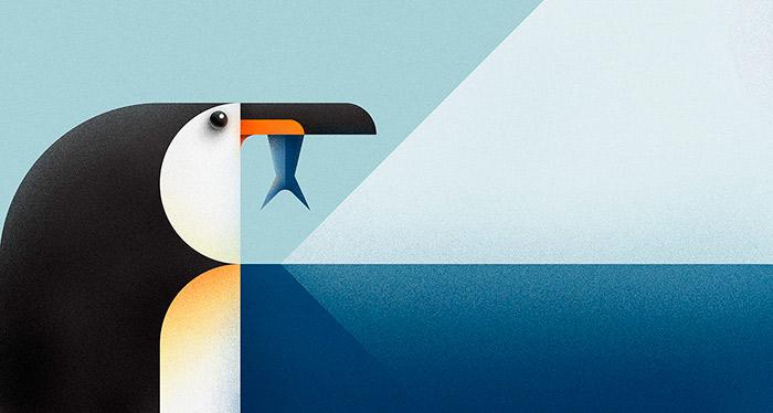 Супер-круті геометричні ілюстрації тварин