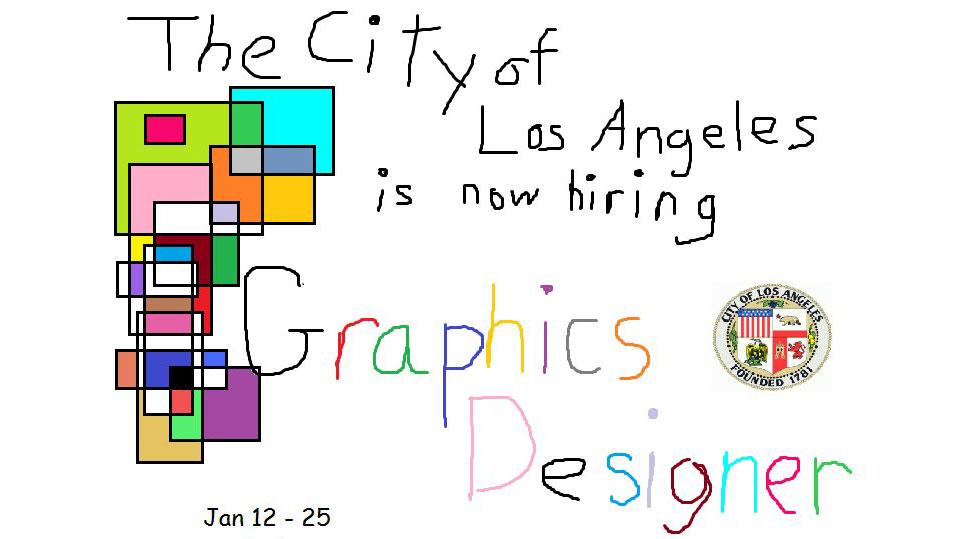 Крикливе дизайн-жахіття, що втрапило в ціль: оглошення про роботу в Лос-Анджелесі