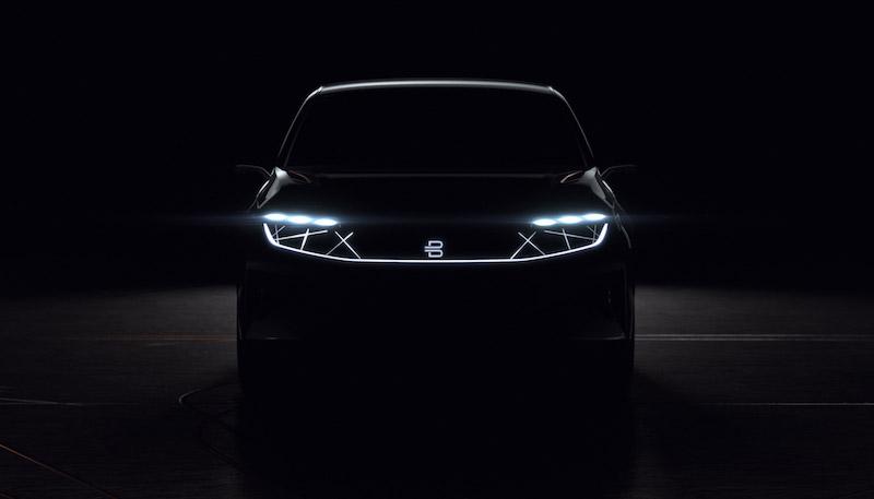 """Китайці показали """"Розумний Інтуїтивний Автомобіль"""" – із більшим монітором ніж у Tesla (Фото)"""