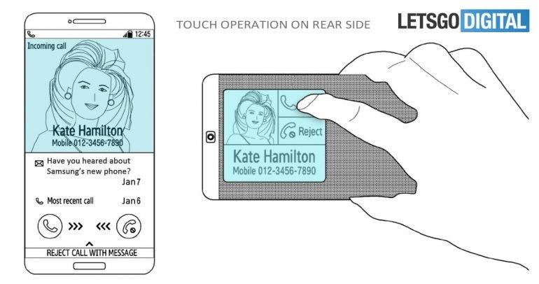 Чергова революція від Samsung? Смартфон з двома екранами (Фото)