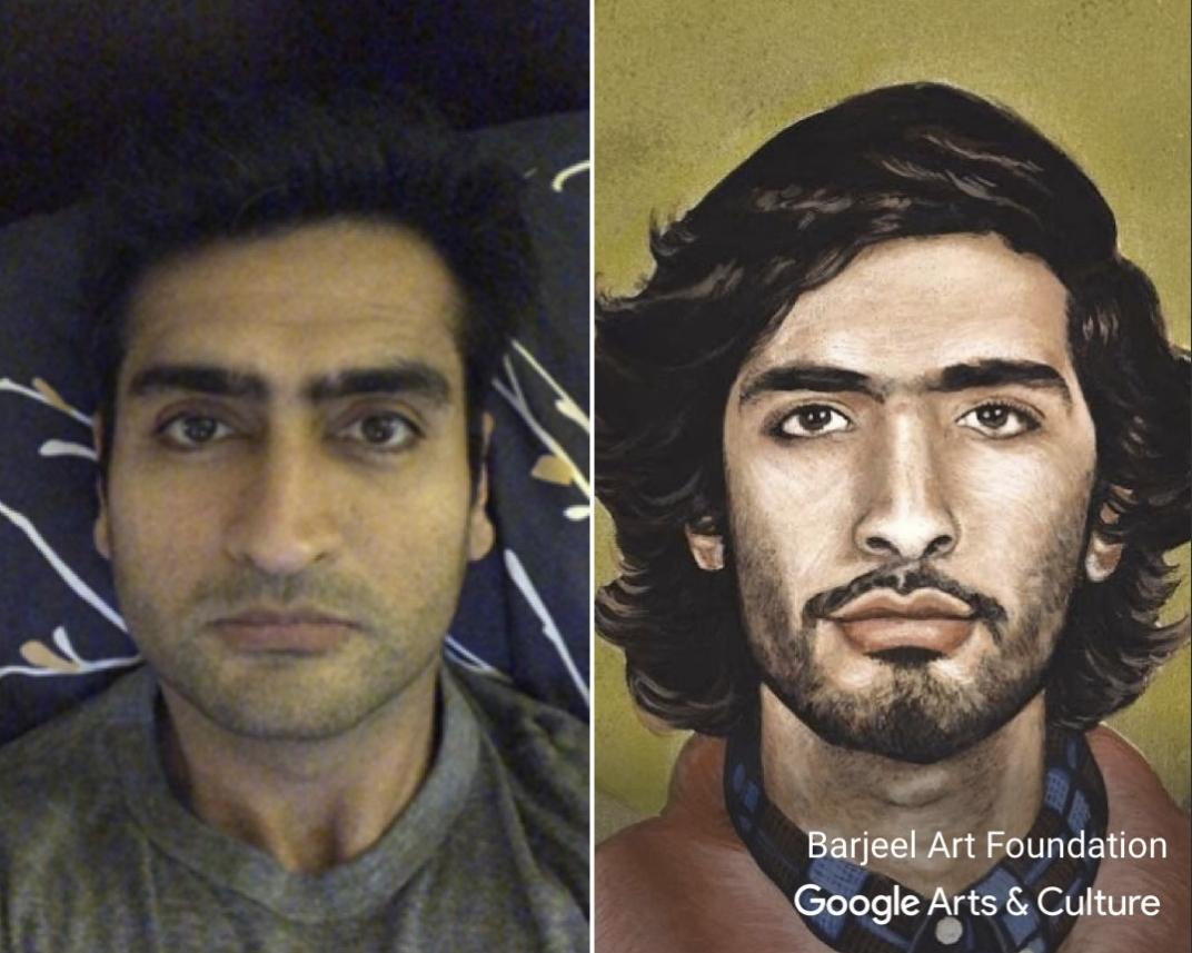 Arts&Culture від Google навчили розпізнавати ваше обличчя серед шедеврів мистецтва