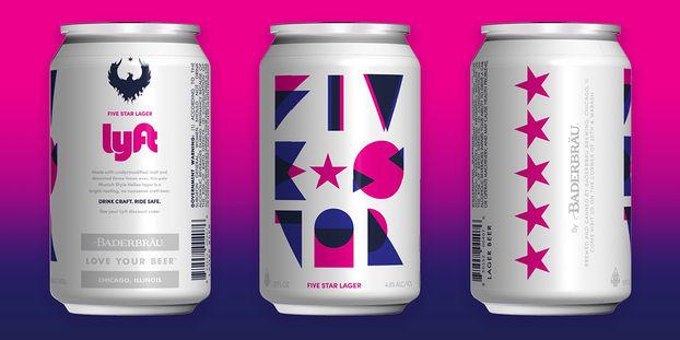 Five Star Lager – новий пивний бренд від … головного конкурента Uber!