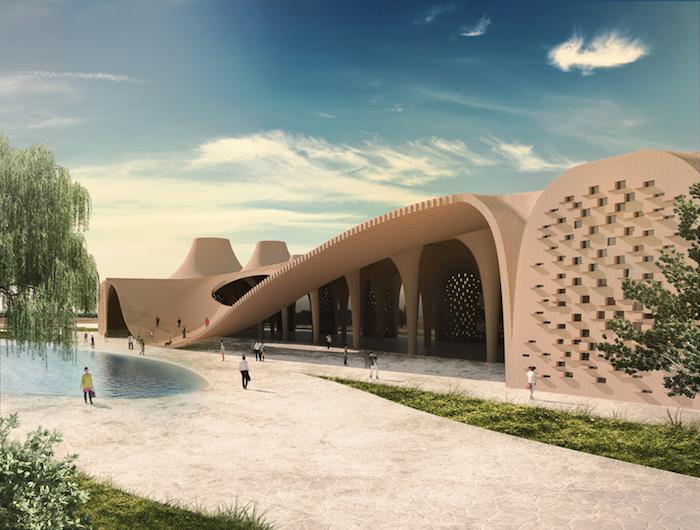 Щось нереальне: проект іранського архітектора