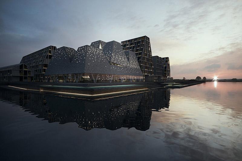 Як показати красу води: нестандартне рішення від японського дизайнера (ФОТО)