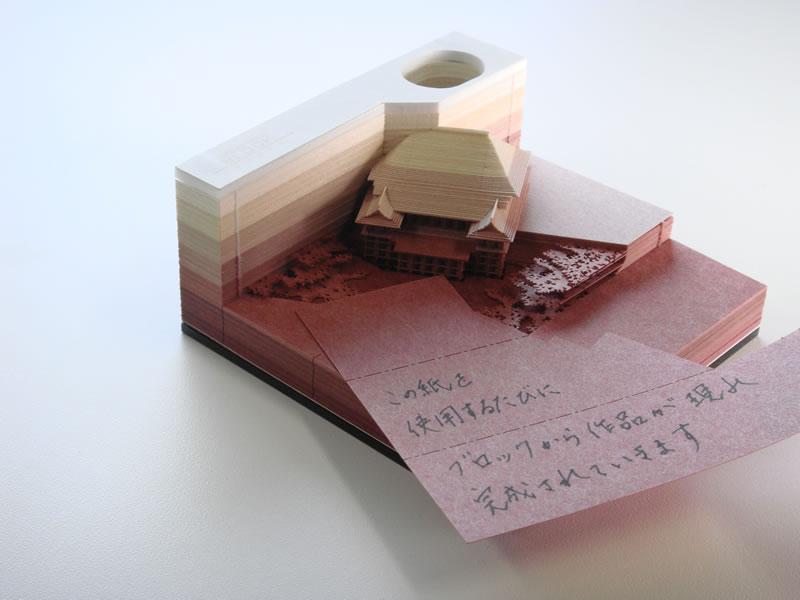 Японці створили просто нереальний дизайн блокнотів Block Omoshiro! (ФОТО)