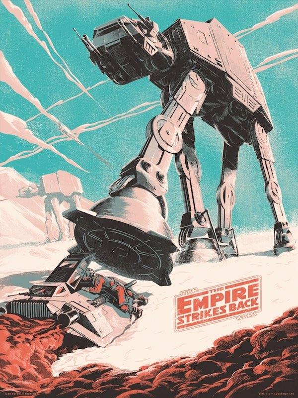 Найвищий рівень ілюстрації – роботи для Lucasfilm, Warner Brothers та інших