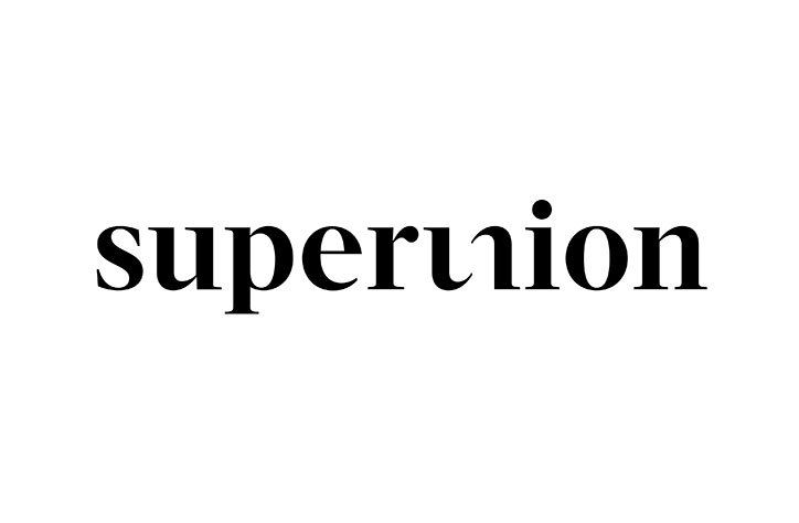 Найбільша дизайн-агенція у світі Superunion вперше показала свою айдентику