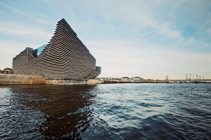 1-й музей дизайну у Шотландії – ви тільки подивіться на його вигляд! (ФОТО)