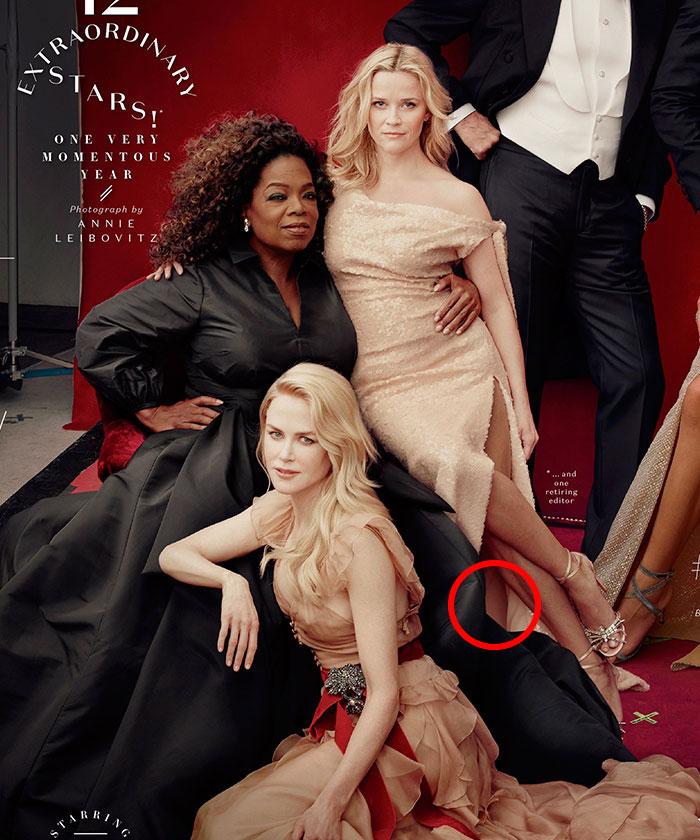 Жертви Photoshop: коли дизайнерам із відомих журналів має бути ДУЖЕ соромно :)