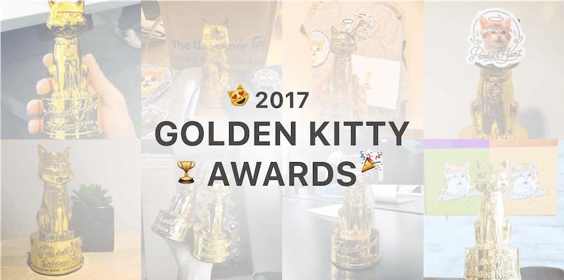 Сила нашого дизайну: українські продукти перемогли в Golden Kitty Awards 2017