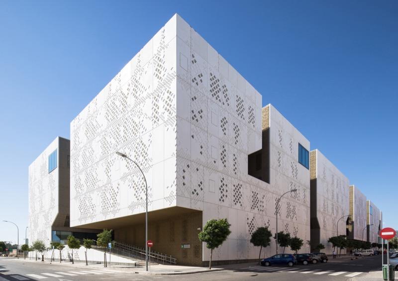 Як виглядає сучасний дім правосуддя: яскравий приклад з Іспанії (ФОТО)