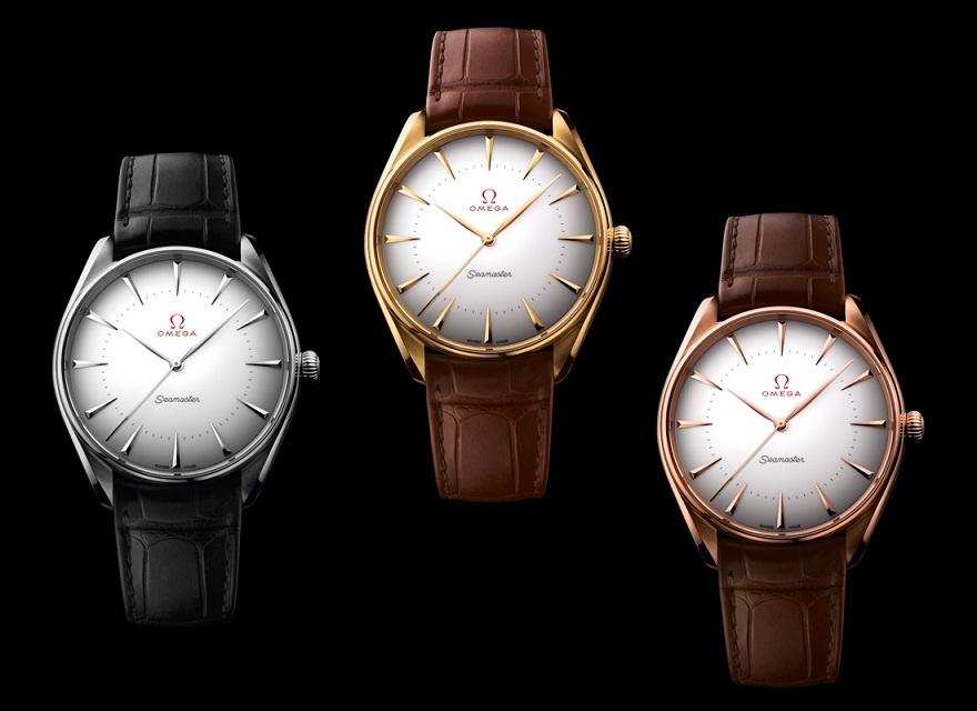 Омега випустила годинники олімпійської серії – з оригінальним дизайном під медалі (ФОТО)