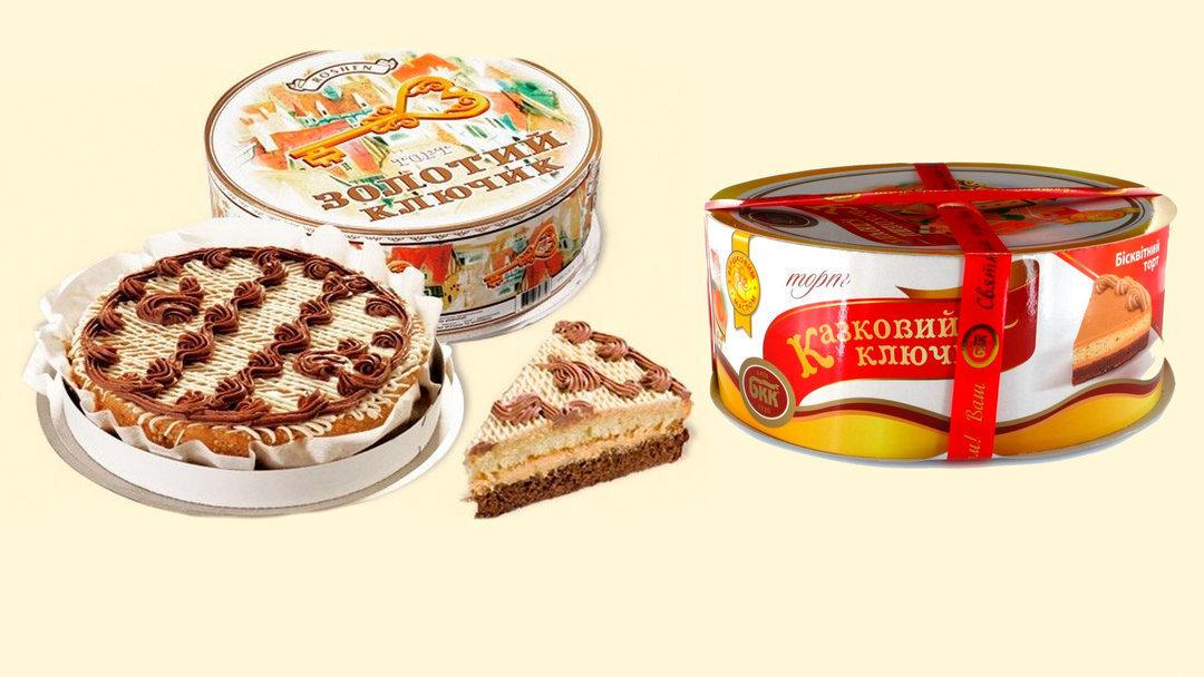 """Історія конфлікту через дизайн: як """"Київхліб"""" судився через упаковку торта """"Казковий ключик"""""""
