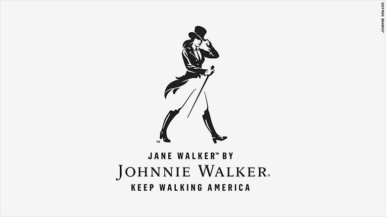 """""""Жіноче свято"""" наближається, а бренд Jonnie Walker перетворився на … Jane Walker!"""