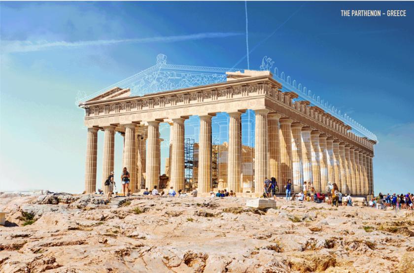 Як GIF-ки можуть бути ДУЖЕ пізнавальними: реконструкція 7 архітектурних чудес