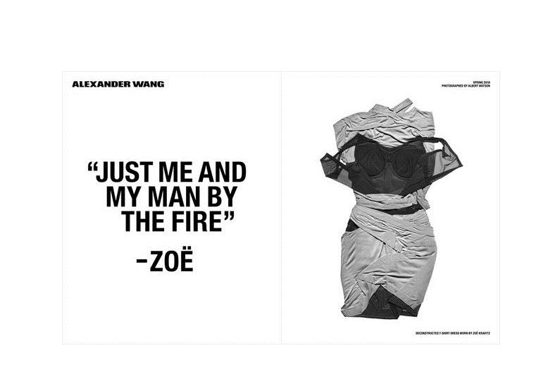 Крутезна рекламна кампанія від дизайнера Alexander Wang та фотографа Альберта Уотсона (ФОТО)
