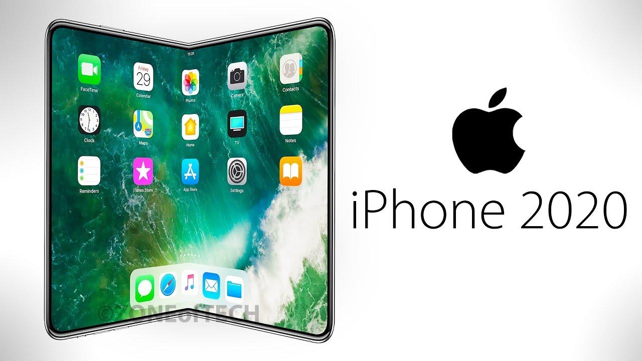 """Merrill Lynch: Apple збирається представити """"гнучкий"""" iPhone  у 2020 році"""
