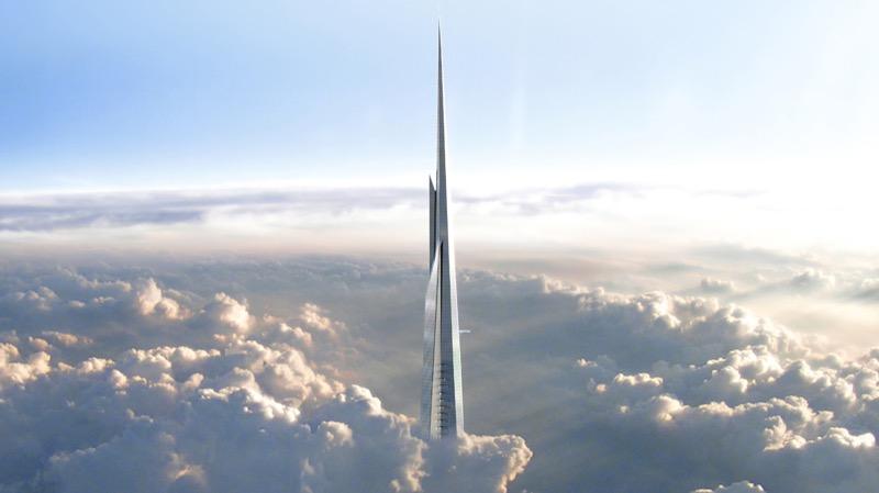 У Саудівській Аравії відновили будівництво найвищого хмарочосу у світі – Kingdom Tower