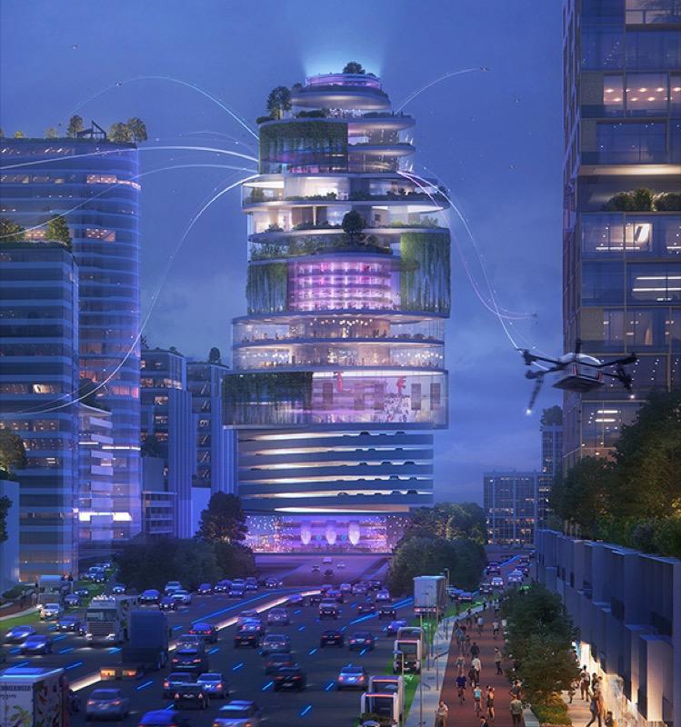 """Архітектура """"для людей"""": дизайнери із Голландії замахнулися на переосмислення міста"""