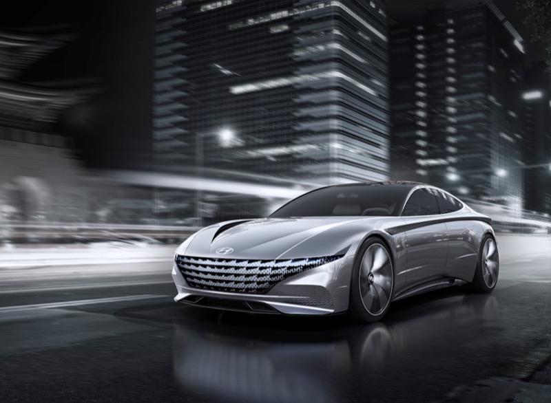 Шикарна краса: Hyundai показала напрям свого майбутнього дизайну (ФОТО)
