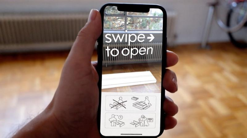 Дизайнер із Канади випустив апку, яка показує інструкції IKEA в доповненій реальності