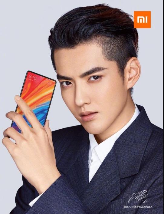 Яким буде дизайн нового флагмана від Xiaomi? Офіційні постери Mi Mix 2s (ФОТО, ВІДЕО)