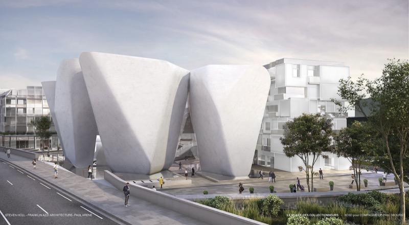 Супер-модерн: дизайн майбутнього музею у Франції (ФОТО)