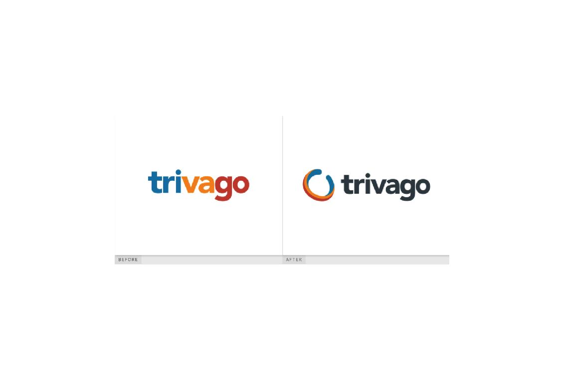 Сервіс пошуку готелів trivago оновив айдентику  – вийшло схожим на  … унітаз