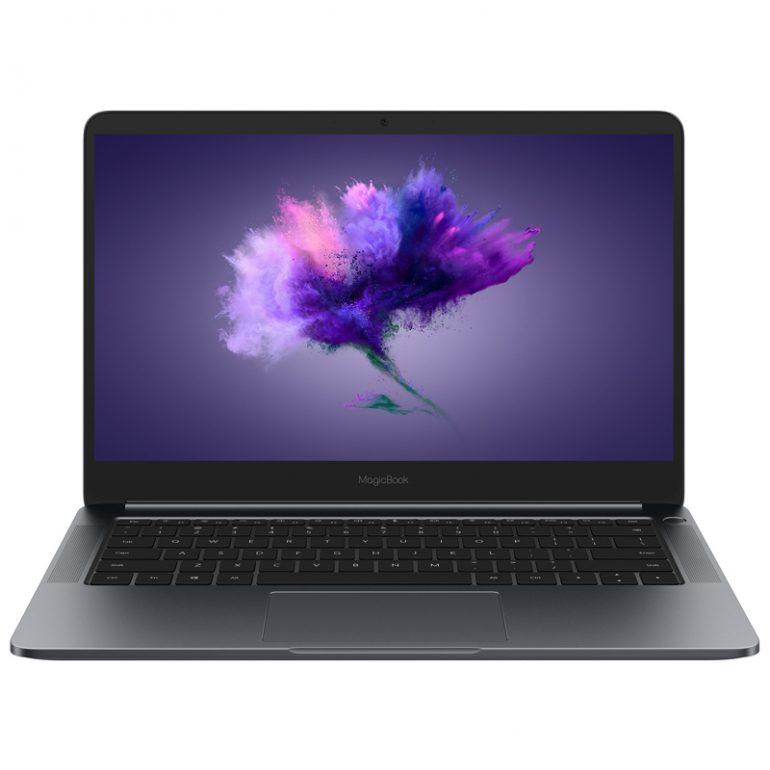 Новий Huawei Honor MagicBook схожий на MacBook навіть заставкою