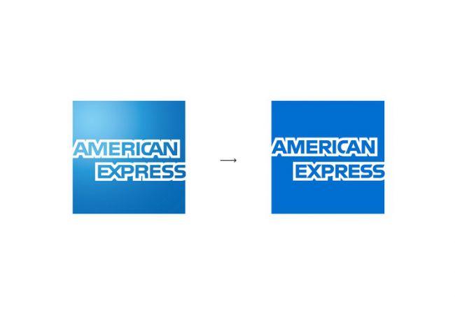Ребрендинг American Express вперше за 37 років (спойлер: із лого прибрали градієнт)
