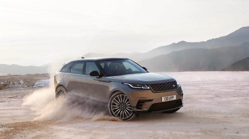 У США названий World Car Design of the Year – це Range Rover Velar (ФОТО)