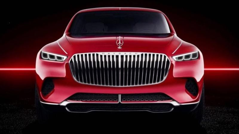 Новий автодизайн від Mercedes-Maybach – Vision Mercedes-Maybach Ultimate Luxury (ФОТО)