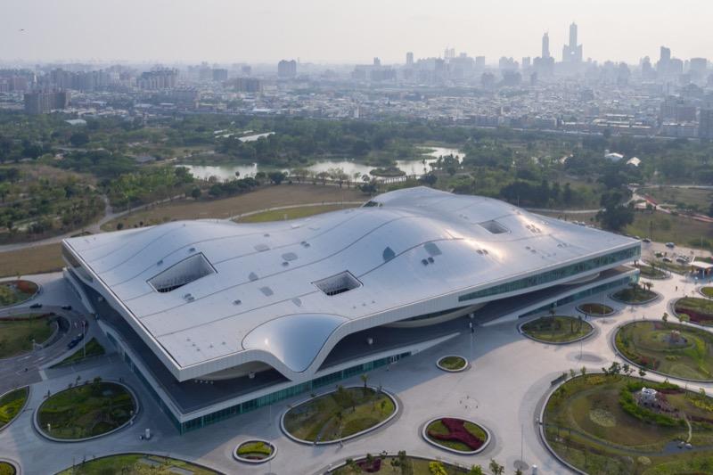 У Тайвані відкриють найбільший у світі концертний арт-центр (ФОТО, ВІДЕО)