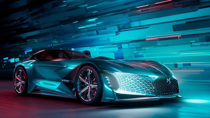 Супер-крутий дизайн авто від французів: краса асиметрії для 2035 року (ФОТО, ВІДЕО)