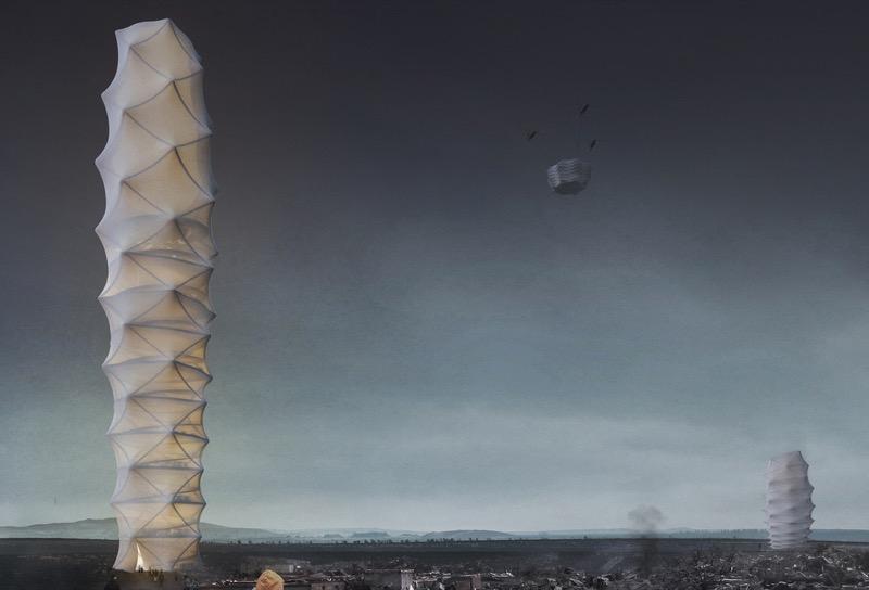Нереально круті ідеї хмарочосів від архітекторів – на конкурсі eVolo Skyscraper (ФОТО)
