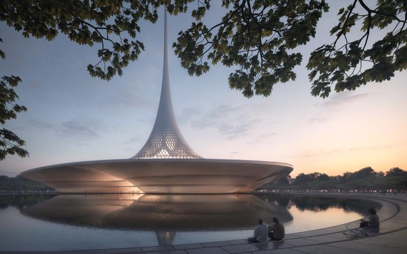Мега-масштабний проект: в Індії побудують неймовірне нове місто (ФОТО, ВІДЕО)