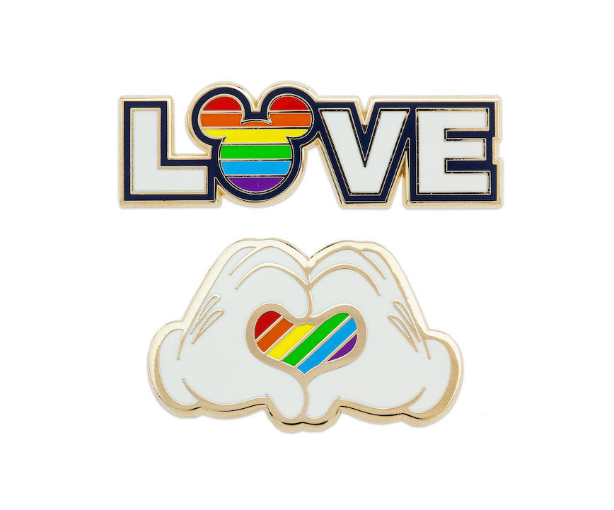 Толерантний дизайн: Disney випустив колекцію на підтримку ЛГБТ – вперше в історії (ФОТО)