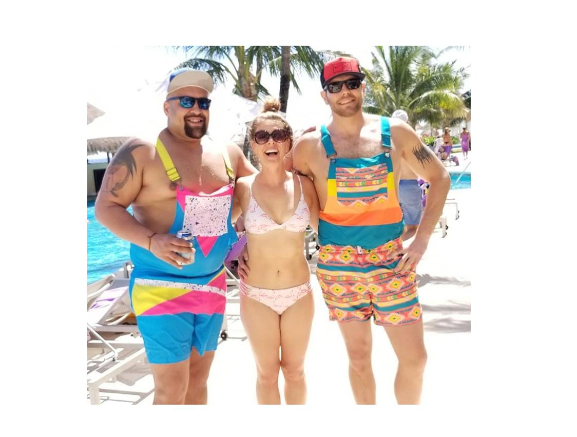 Яскраві ретро-купальники для чоловіків із США – дизайн, який не залишить вас байдужим (ФОТО)