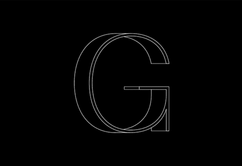 Революція у шрифтах: дизайнери розробили 3D шрифт для айдентики компанії Gravient