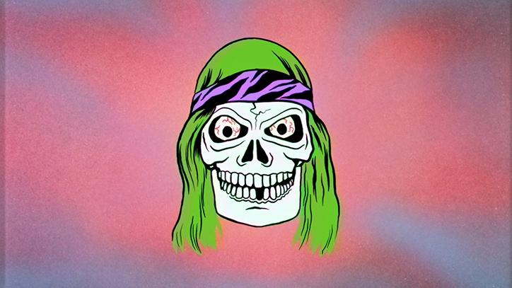 Повний треш з почуттям гумору: шалена анімація до кліпу в стилі 80-х (ВІДЕО)