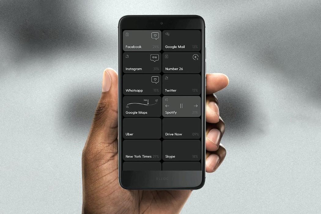BllocZero18 – супер-мінімалістичний телефон з дуже крутим дизайном (ФОТО)