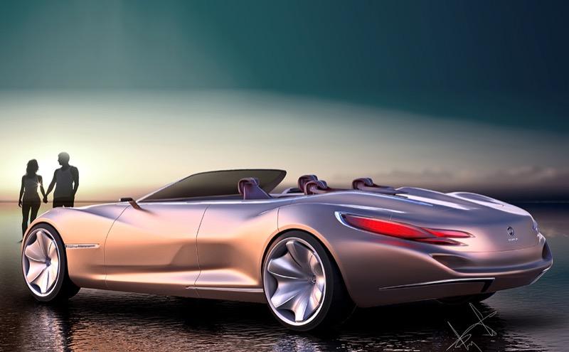 Buick додав до сучасного дизайну електрокарів ретро стиль – і вийшло щось надзвичайне!