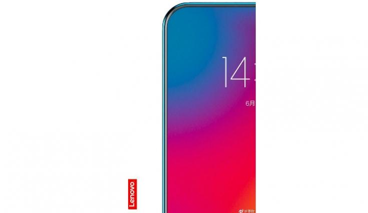 """Несподіваний поворот від дизайнерів Lenovo: смартфон """"без вушок"""", із неймовірним екраном (ФОТО)"""