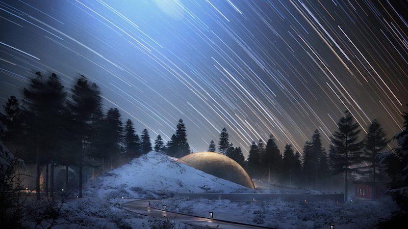 У Норвегії будують обсерваторію Solobservatoriet, з НЕЙМОВІРНИМ дизайном (ФОТО)