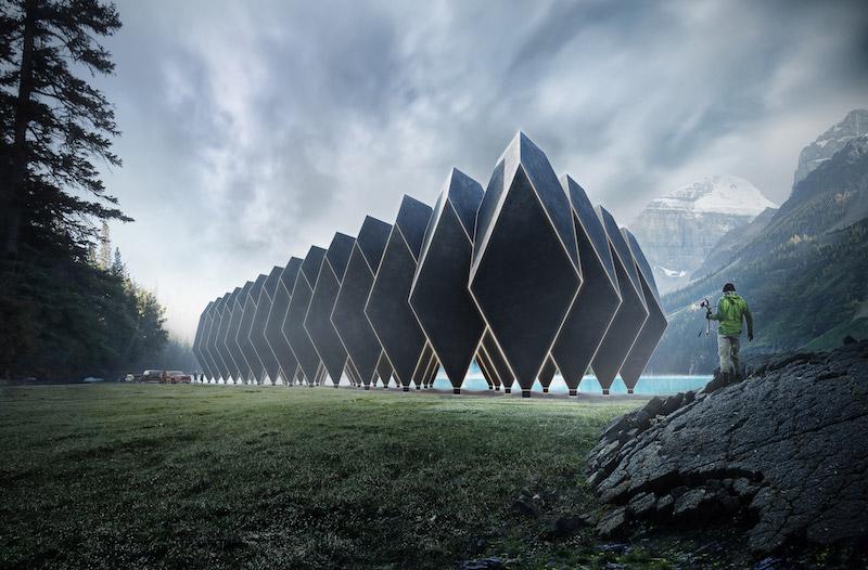 УНІКАЛЬНИЙ конструктор: Tetra Hotel – новий підхід до дизайну готелів (ФОТО)