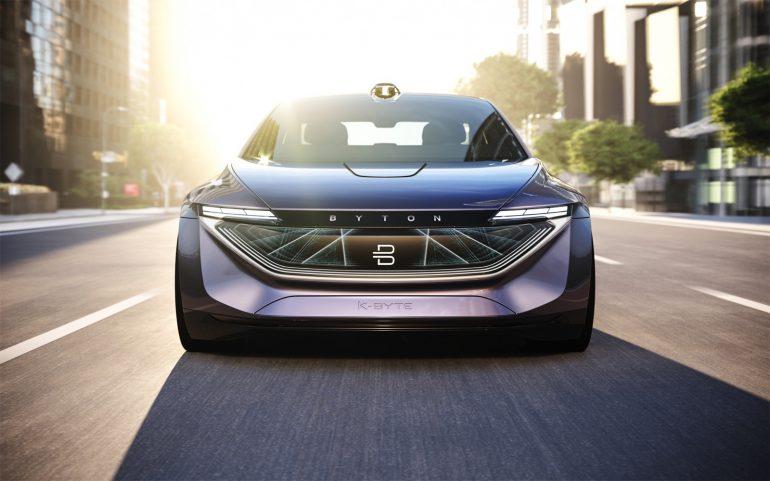Китайський автодизайн завойовує світ: дуже стильний електрокар від Byton за 45 тис (ФОТО)